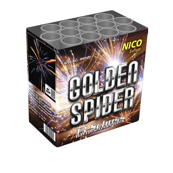 Golden Spider - Nico