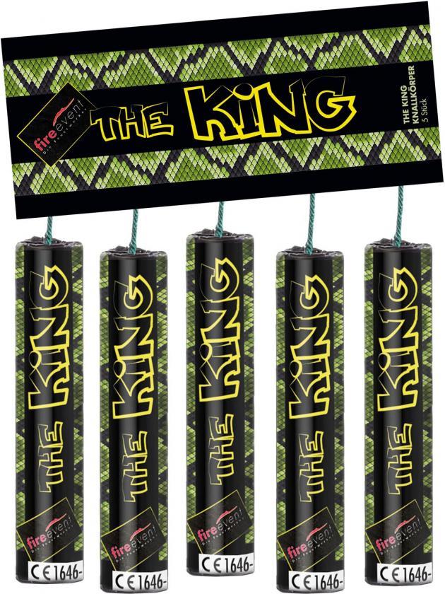 The King - Nico/ Fireevent