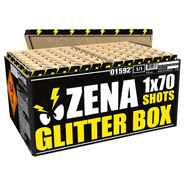 Glitter Box - Zena