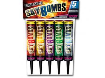 Sky Bombs 5er Set - Weco