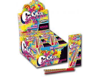 Color-Sprüher 10er Pack - Weco