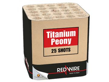 Titanium Peony - Lesli