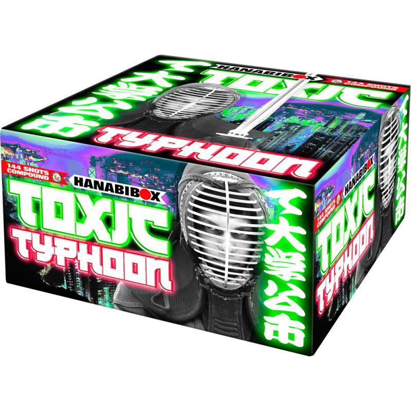 Toxic Typhoon - Lesli