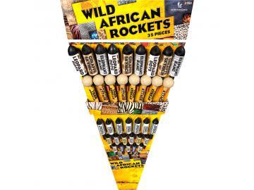 Wild African Rockets - Lesli