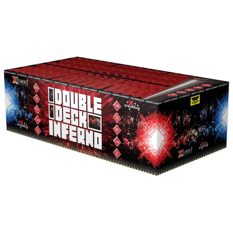 Double Deck Inferno - Xplode