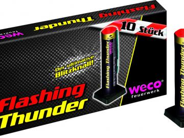 Flashing Thunder 10er - Weco